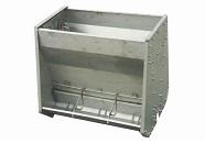 SMBY-6不锈钢双面保育料槽